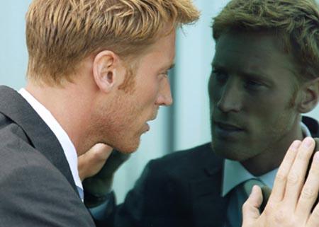 mirror-man